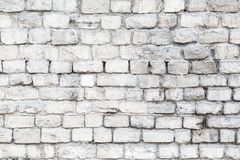 老石墙 房子的砖墙 被构造的背景灰色 抽象 图库摄影