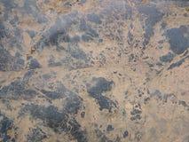 老石背景纹理 鹅卵石地板或墙壁生锈的pa 库存照片