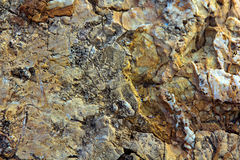 老石头背景纹理  免版税库存图片