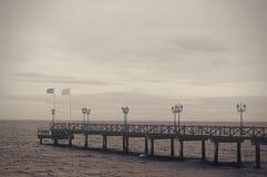 老码头 免版税图库摄影