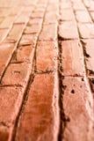 老砖墙作为抽象背景 库存照片