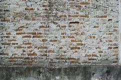 老砖墙纹理 图库摄影