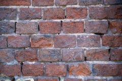 老砖墙纹理 免版税库存照片
