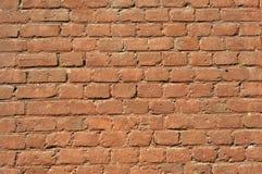 老砖墙 免版税库存图片
