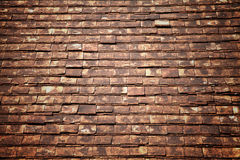 老砖模式背景 库存图片