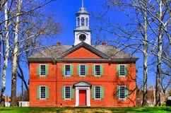 1776年法院大楼 库存图片