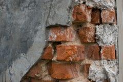 老砖照片墙壁  库存图片
