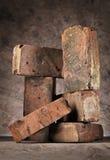老砖生活仍然 免版税库存图片