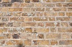 老砖砖砌 库存照片