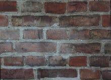 老砖门面背景 免版税图库摄影