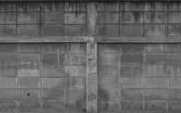 老砖阻拦墙壁 免版税库存照片