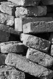 老砖 免版税库存照片