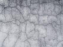 老破裂的白色油漆,背景,纹理 免版税库存照片