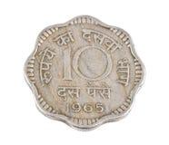 老硬币 免版税图库摄影