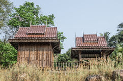 老碉堡 库存照片