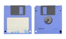 老磁盘 库存图片