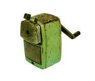老磨削器 库存照片