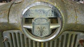 老福特拖拉机敞篷装饰品 库存图片
