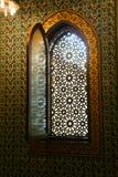 老窗口,埃及 库存照片