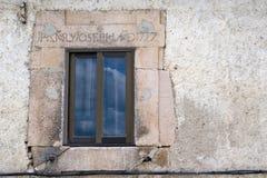 老窗口, 免版税库存图片