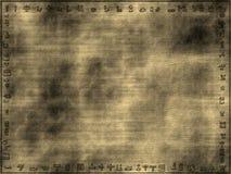 老符号 免版税库存照片