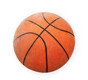 老篮子球 免版税图库摄影