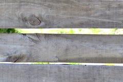 老篱芭背景木板条 免版税库存照片