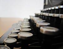 老类型机器 免版税图库摄影