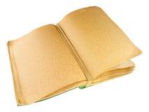 老精装书盲人识字系统书 图库摄影