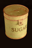 老糖罐头 库存照片