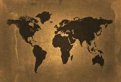 老纸世界 图库摄影