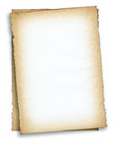 老纸张编结二 图库摄影