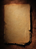 老纸张 免版税库存照片