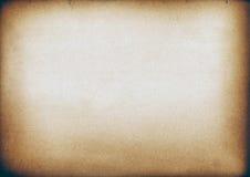 老纸张 图库摄影