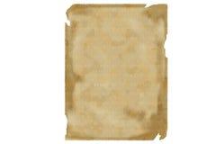 老纸张 皇族释放例证