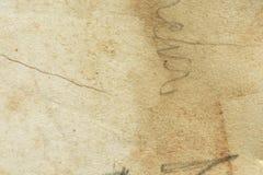 老纸纹理-与空间的背景文本的 免版税库存图片