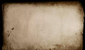 老纸纹理 免版税库存图片