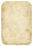 老纸 免版税库存照片