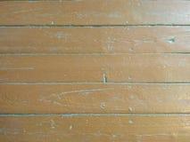老纹理木头 背景黑暗的老木盘区 免版税库存照片