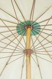 老织品伞 库存图片