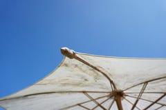 老织品伞 库存照片