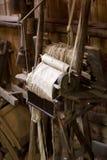 老织布机 图库摄影