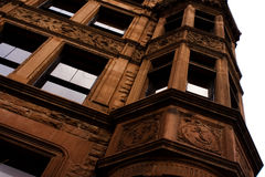 老结构 免版税库存照片