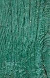 老绿色油漆纹理  免版税库存图片