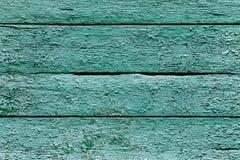 老绿色被绘的委员会 免版税库存图片
