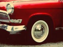 老罕见的汽车 免版税库存图片