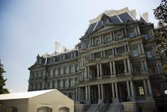 老美国大厦 免版税库存照片