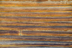 老肮脏的木墙壁 库存图片