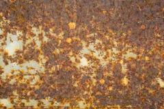 老背景的难看的东西土气金属纹理用途 免版税库存图片