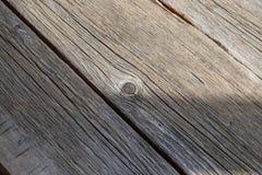 老背景的rustick木纹理 图库摄影
